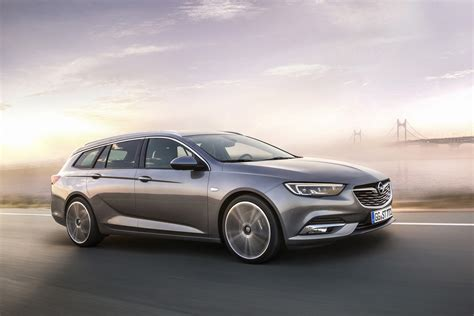 Opel Insignia Opc by 2018 Opel Insignia Opc Rendered In Sports Tourer Form