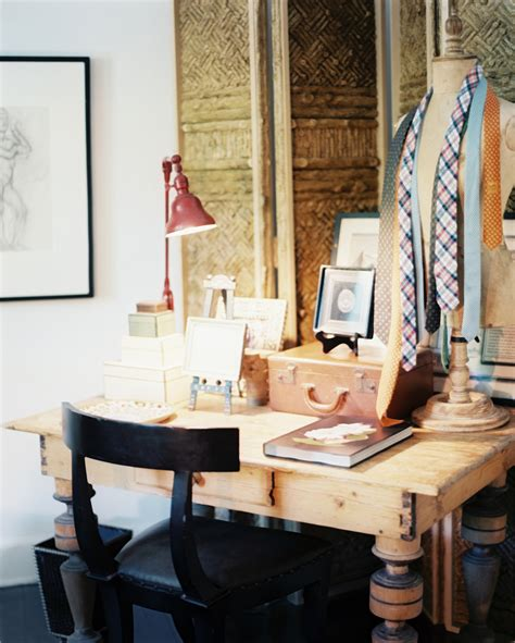 Bohemian Eclectic Rustic Vintage Work Space  Home Office. Modern Stairs. Bathroom Vanitys. Corner Cabinet For Kitchen. Lowes Hardware Asheboro Nc. Rustic Wall Hooks. Armoir. Knotty Pine Kitchen Cabinets. Best Blinds