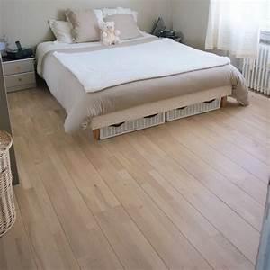 parquet gris chambre carrelage pour chambre coucher With parquet flottant chambre