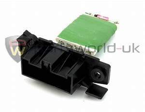 Fiat Grande Punto Heater Motor Resistor  U0026 Complete Loom
