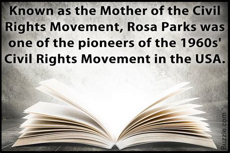 This Rosa Parks Biography Is The Inspiration You Needed
