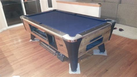 bar box pool table coin operated bar box used pool table install in lakewood