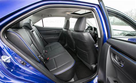 toyota corolla 2017 interior 2017 toyota corolla cars exclusive videos and photos updates