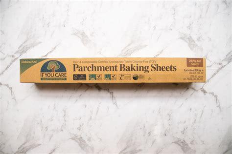 parchment compostable baking care