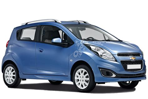 Chevrolet Car : Chevrolet Spark Hatchback (2010-2015) Review