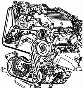 33 2007 Pontiac G6 Serpentine Belt Diagram