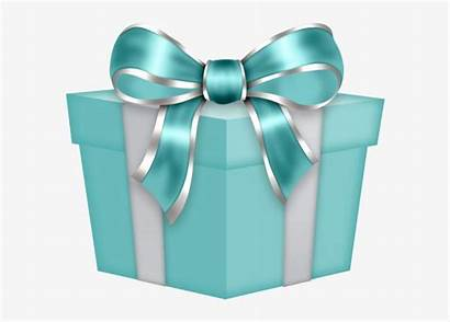 Birthday Box Gifts Boxes Clipart Bag Present