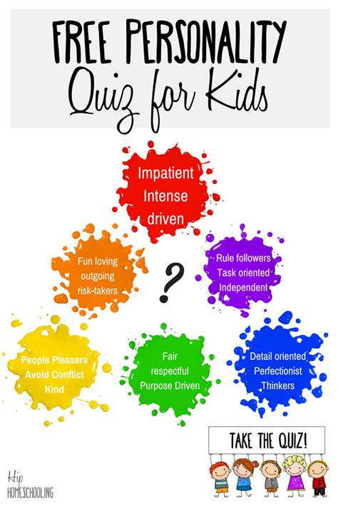 color quizzes personality test for take the free quiz today