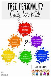 Personality Test For Kids Take The Free Quiz Today