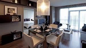 Principle To Decorate Small Apartment Interior