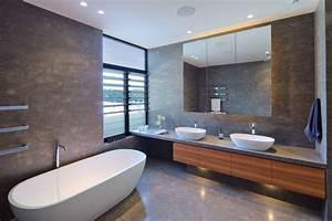 moderne maison avec vue splendide au coeur de sydney With interieur salle de bain moderne