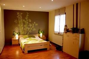 Deco Chambre Zen : decoration chambre zen bambou images ~ Preciouscoupons.com Idées de Décoration