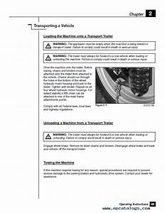 Case Patriot 3210 Chassis Operators Manual Download