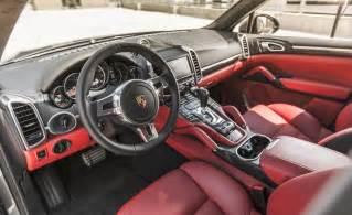 porschecayenneinterior 2014 porsche cayenne turbo s interior - 2014 Porsche Cayenne Turbo S Interior