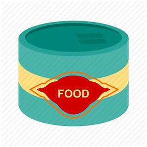 Can, canned, cans, food, metal, packaging, tin icon | Icon ...