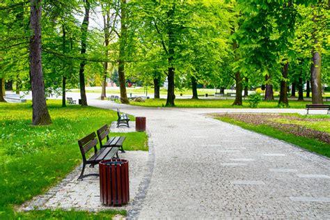 urban parks  essential infrastructure