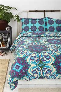 magical thinking azo medallion duvet cover outfitters