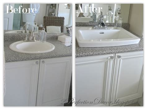 Ensuite Bathroom Sinks by 2perfection Decor Updating Bathroom Sinks While Re