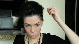 Comment Attacher Ses Cheveux : comment se coiffer femme cheveux court ~ Melissatoandfro.com Idées de Décoration