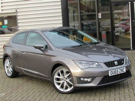 Seat 3 Porte by Seat Sc 1 4 Tsi Act 150 Fr 3 Door Technology Pack