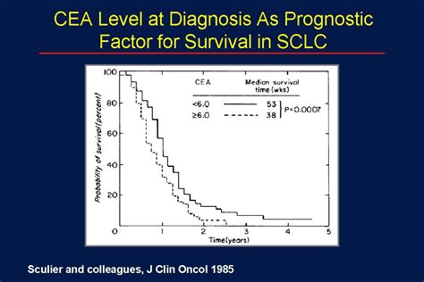 serum tumor markers in lung cancer management grace lung cancer
