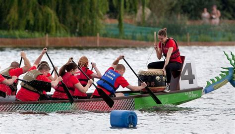 Dragon Boat Racing Kettering by Event Archives This Is Kettering The Official Visitor
