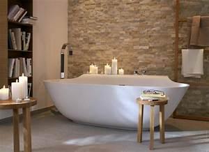 Spa Einrichtung Zuhause : wellness badezimmer als private spa sch ner wohnen ~ Markanthonyermac.com Haus und Dekorationen