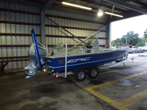 Epic Boats Dealers In Florida by Epic Boats For Sale In St Augustine Florida