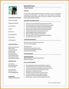 11 curriculum vitae format for accountant mail clerked With best curriculum vitae template
