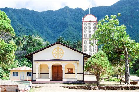 eglise sainte thérèse de l 39 enfant jésus de hane ua huka