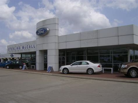 Sterling McCall Ford : Houston, TX 77074 Car Dealership