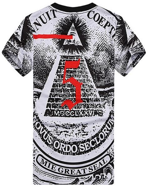 illuminati wear the illuminati symbol on dollar bill 3d wear