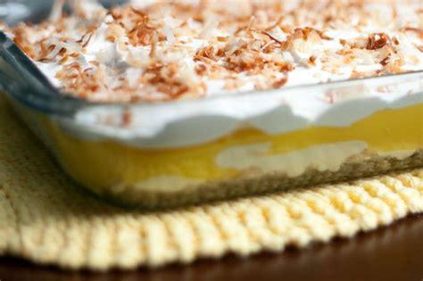 dessert recipes with lemon lemon lush dessert recipe