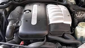 Mercedes E 270 Cdi : motorsound mercedes benz s210 e 270 cdi om 612 170 ps youtube ~ Melissatoandfro.com Idées de Décoration
