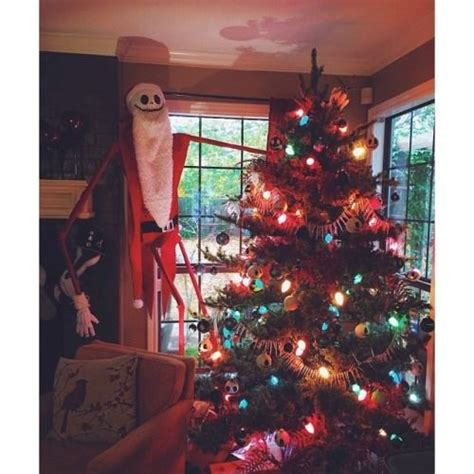 nightmare  christmas theme decor pictures