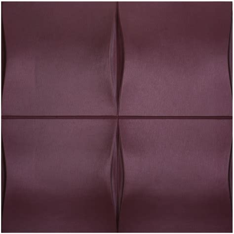 leatherlike wall tile 3d effect soft wall design 23 6x23 6in