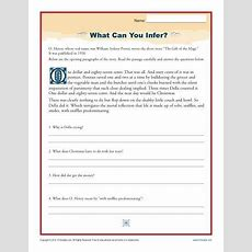 Best 25+ Inference Ideas On Pinterest  Making Inferences, Inference Activities And What Are