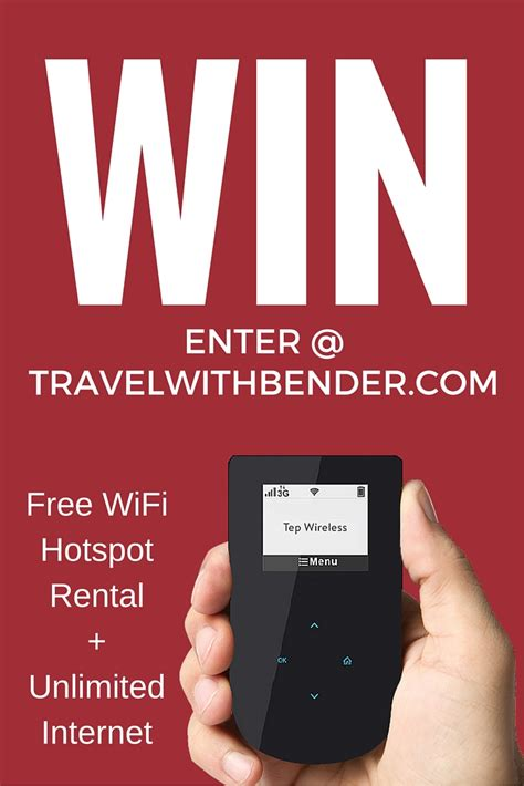 wifi hotspot rental unlimited internet