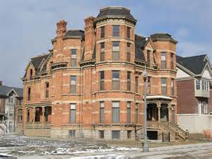 Detroit Michigan Abandoned Mansions for Sale