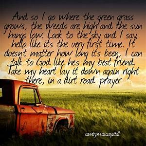 Inspirational Country Music Quotes. QuotesGram