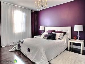 best idee deco chambre gris et mauve gallery awesome With chambre mauve et gris