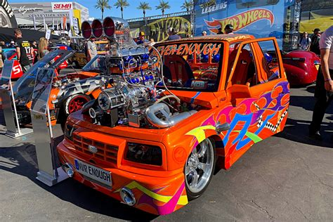 Over 130 Photos of the hottest cars from the 2018 SEMA ...