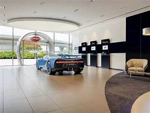 Bugatti39s Opened Its Largest Dealership In That39s Right
