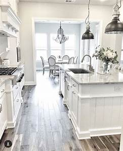 25 best white interiors trending ideas on pinterest With kitchen cabinets lowes with let that shit go wall art