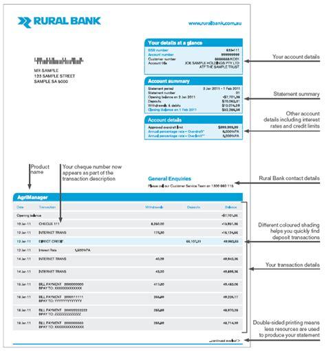 free bank statement template bank statement template cyberuse