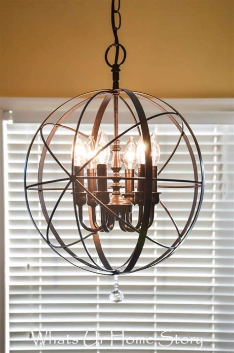 diy wire chandelier 33 cool diy chandelier makeovers to transform any room