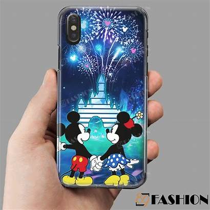 Phone Case Led Minnie Iphone Mouse Mickey