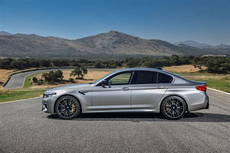 Bmw M5 Competition (2018) Specs & Price
