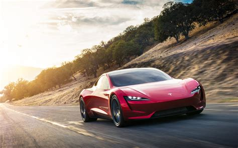 Wallpaper Tesla Roadster, 2020, 4k, Automotive / Cars, #11250