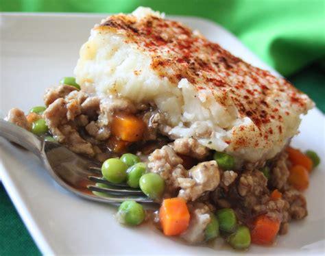 healthy busy mom easy ground turkey shepherd s pie